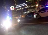 Смертельное ДТП произошло поздно вечером 25 сентября на пересечении Нового Арбата и Новинского бульвара