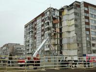 В квартирах трех подъездов частично обрушившегося дома в Ижевске можно жить, заявили эксперты