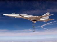 """Минобороны опубликовало видео удара """"Ту-22МЗ"""" по целям в Сирии"""