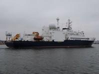 """Российские спасатели не могут начать поиски затонувшей подлодки """"Сан-Хуан"""" - мешают большие волны и сильный ветер"""
