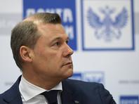 """Суд арестовал счета экс-главы """"Почты России""""  на более чем 95 млн рублей"""