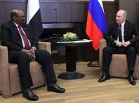 Обвиняемый в геноциде президент Судана попросил у Путина защиты от США