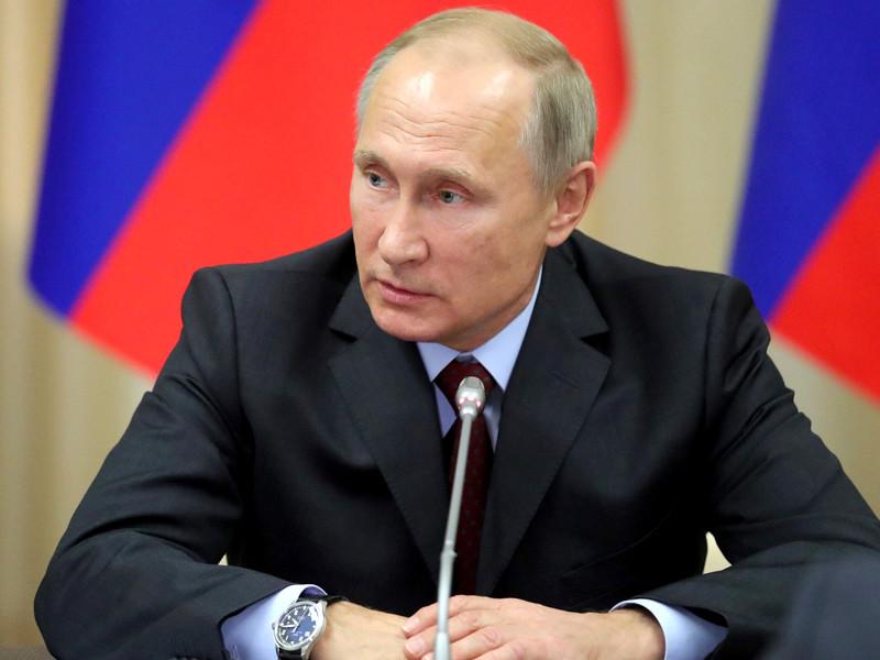 Президент РФ Владимир Путин внес в Госдуму законопроект, согласно которому Росгвардия наделяется полномочиями по обеспечению безопасности высших должностных лиц субъектов РФ