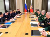 Путин: предприятия РФ должны быть готовы к резкому увеличению выпуска военной продукции