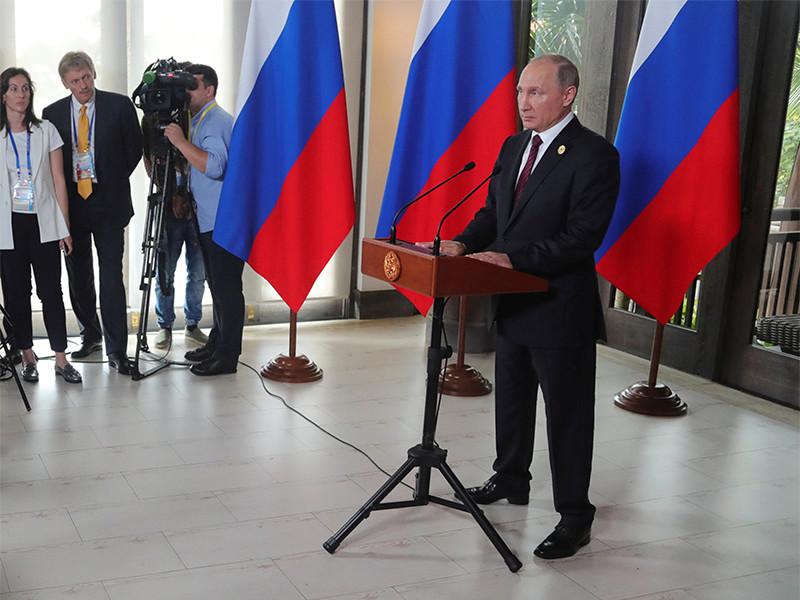 РБК узнал о возможном переносе президентского послания на 2018 год
