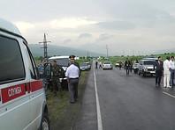 Опознан один из боевиков, напавших на пост ДПС в Ингушетии
