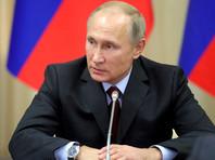 Путин предложил наделить Росгвардию полномочиями по охране  глав регионов