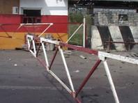 В Ингушетии при нападении на пост ДПС погиб полицейский