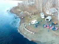 Двое полицейских погибли, спасая утопающих в Челябинской области