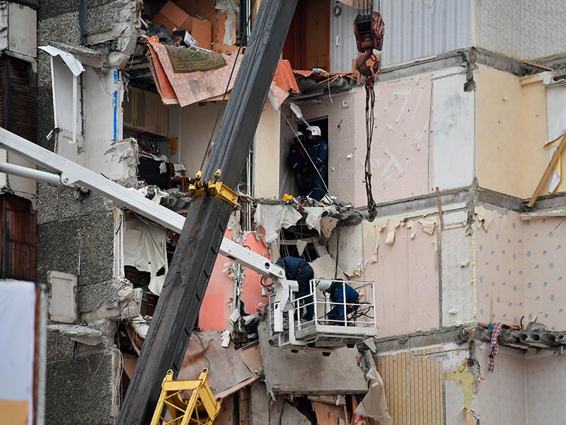 В Удмуртии могут ввести мораторий на долги пострадавших при взрыве дома в Ижевске