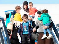 Минобороны РФ сообщило о помощи в возвращении из Сирии 43 российских детей
