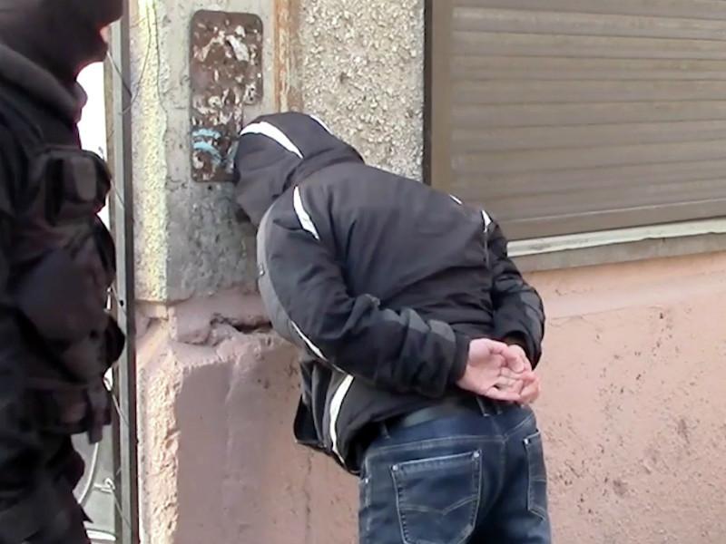 """Задержание сторонника движения """"Артподготовка"""""""
