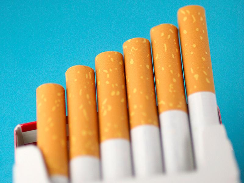 В России изменится дизайн пачек сигарет