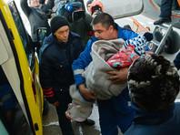 Выжила только трехлетняя девочка. Ребенка доставили в Хабаровск в детскую больницу