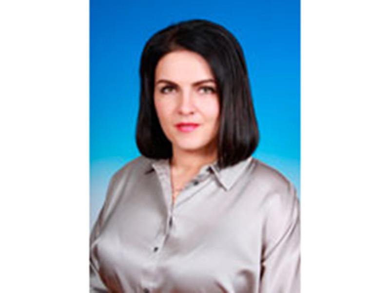 Депутат Государственной думы Анна Кувычко