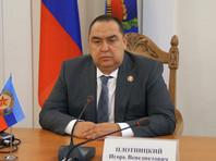 В Кремле не стали отрицать факт прибытия Плотницкого в Москву