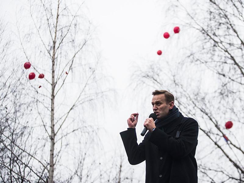 В Ижевске заведено уголовное дело за дерево, спиленное на территории дома, у которого проходила встреча с политиком Алексеем Навальным