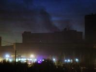 СМИ сообщают о трех погибших при пожаре в здании Службы внешней разведки на юго-западе Москвы