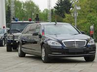 Телефонные террористы сообщили о 50 бомбах на пути следования кортежа Путина в Петербурге
