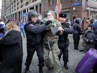 В МВД отчитались о задержании 302 человек на несанкционированной акции в Москве