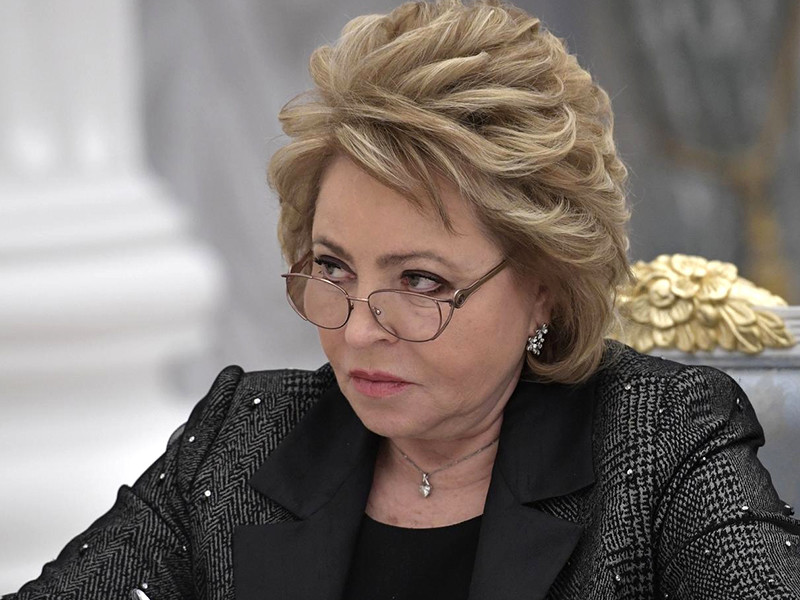 Спикер Совета Федерации Валентина Матвиенко возмутилась отсутствием теплых туалетов в тысячах российских школ