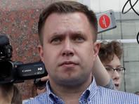 Ляскин ушел с должности главы московского штаба Навального в федеральный штаб