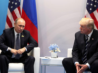 Путин и Трамп встретятся во Вьетнаме, объявил Кремль. Госдеп не подтверждает