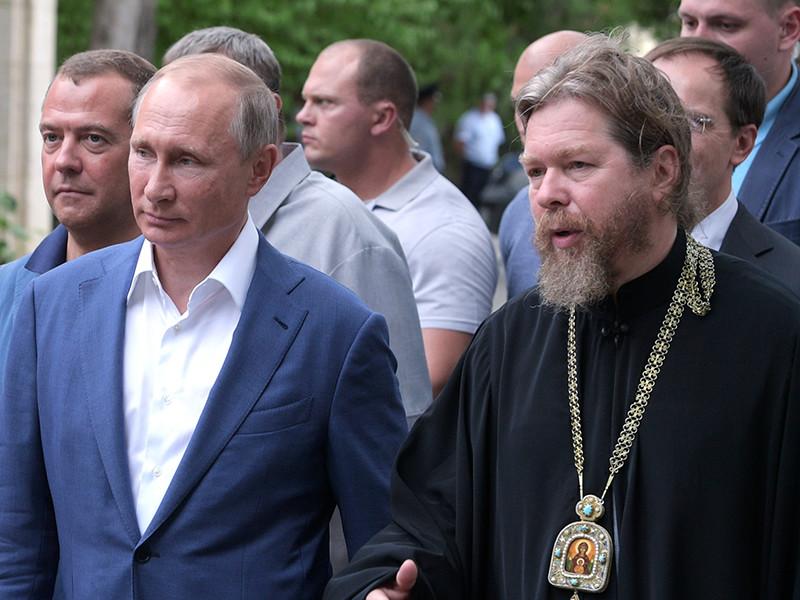 NEWSru.com :: Шевкунов жаловался Путину на творчество ...