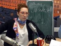 """Журналистка """"Эха Москвы"""" Татьяна Фельгенгауэр вернулась в эфир после покушения"""
