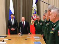 Объявленное Путиным завершение операции в Сирии намечено на конец 2017 года