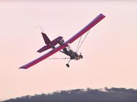 Читинский пилот попал в Книгу рекордов Гиннесса, сделав сто витков в штопоре на сверхлегком самолете (ВИДЕО)