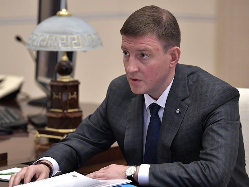Бывший губернатор Псковской области Андрей Турчак выдвинут на должность сенатора от этого региона