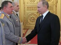 Получивший повышение за операцию в Сирии генерал-полковник возглавил Восточный военный округ