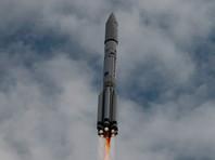 """Сорвался запуск ракеты """"Протон-М"""" из-за неполадок в системе приборов спутника"""