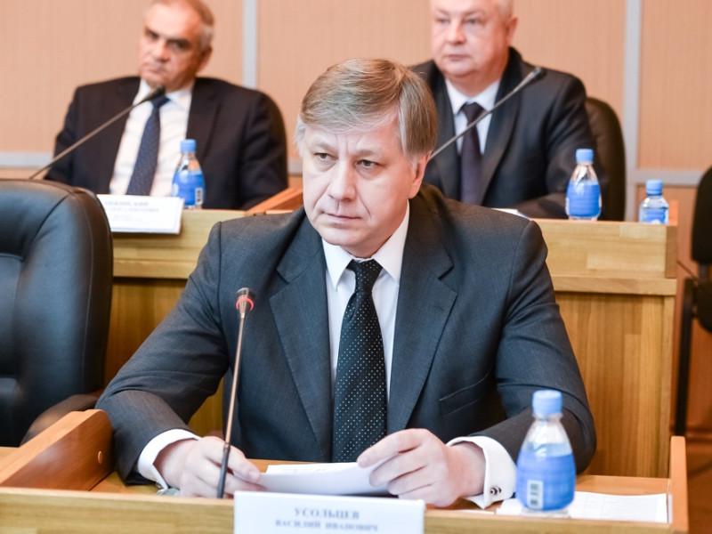 Первый вице-губернатор Приморья Василий Усольцев уволился по собственному желанию