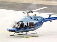 В Татарстане разбился вертолет Bell-407, пилот погиб