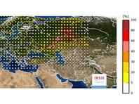 Выброс радиоактивного изотопа рутений-106 был зафиксирован в конце сентября - начале октября