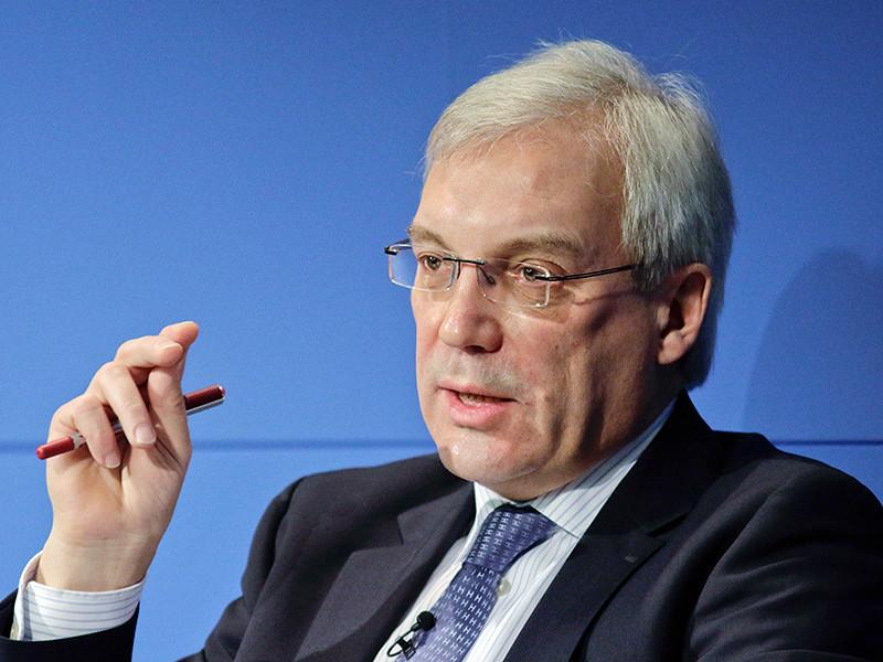 """""""Очевидно, что, хотя меры по адаптации натовского военного потенциала аргументируются необходимостью парирования угроз со всех азимутов, нельзя не отметить, что, конечно, в центре этих усилий лежит задача противостояния с Россией"""", - заявил постпред РФ при НАТО Александр Грушко"""