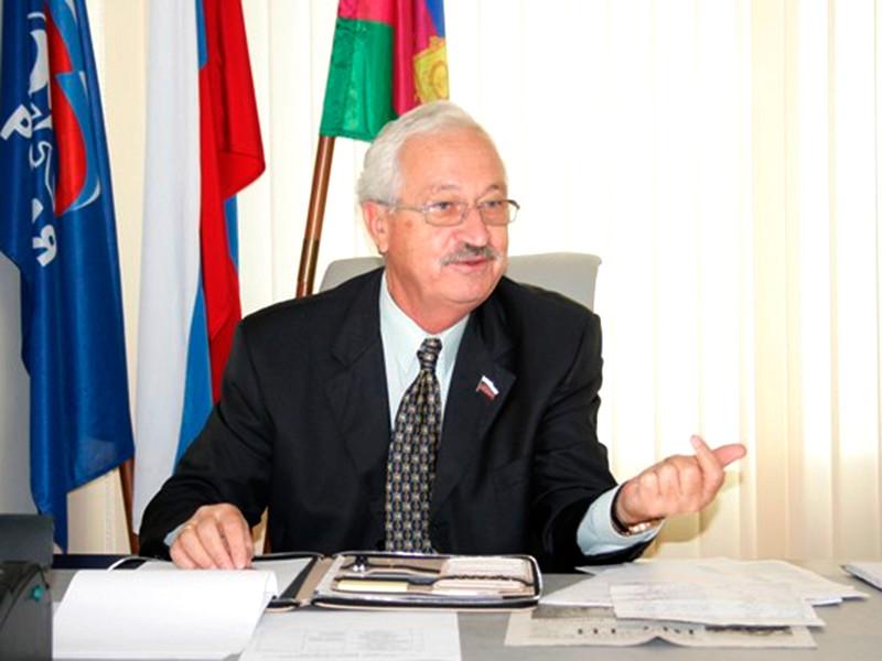 Алексей Езубов