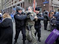 СК возбудил сразу несколько уголовных дел после акций 5 ноября. Одно из них - о нападении на полицейского