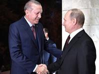 """Главный итог переговоров - Москва и Анкара окончательно пережили кризис в двусторонних отношениях, возникший после случая со сбитым """"Су-24"""""""