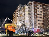 В Ижевске после обрушения дома задержан жилец квартиры, где взорвался газ