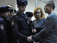 """Накануне его приговорили к 8 годам строгого режима по обвинению в вымогательстве взятки, а затем отправили в """"Матросскую тишину"""""""