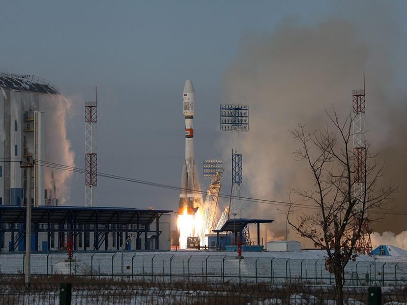 Роскосмос назвал причину неудачного запуска спутника с Восточного