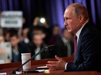 Путин не согласен, что в России есть две разные правовые реальности, а Сечин закон не нарушал неявкой в суд по Улюкаеву