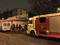 """В магазине """"Магнит"""" в Домодедово обрушилась стена винно-водочного отдела"""