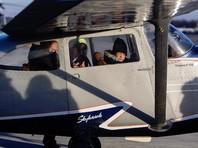 """Для мечтавшего """"подняться над землей"""" тяжелобольного мальчика в Калининграде устроили полет на самолете"""