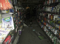 После заявления Путина, что взрыв в питерском магазине был терактом, СКР объяснил, что отрабатывает все версии