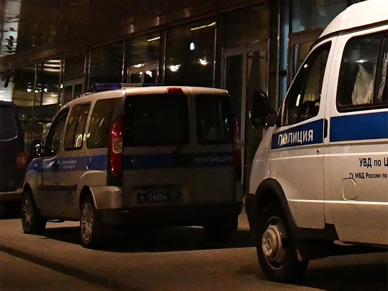 Московская полиция задержала водителя, попытавшегося скрыться после наезда на пешеходов