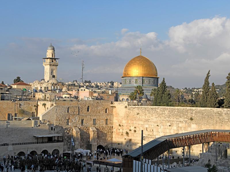 РФ иначе видит статус Иерусалима: он не весь столица Израиля, как у Трампа, лишь западная часть. А Восточная - столица будущей Палестины